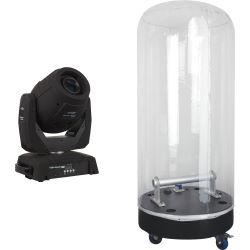 Showtec Phantom 75 LED Spot MKII + Outdoor Dome