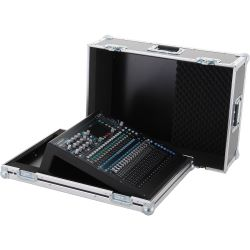 Allen & Heath QU-16 Chrome Digitales Kompaktmischpult  + Haubencase
