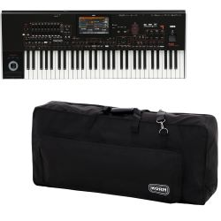 Korg Pa4X International 61 + Tasche Set
