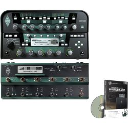 Kemper Profiler PowerHead + Profiler Remote Set + DVD Videotraining