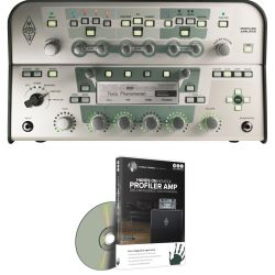 Kemper Profiling Amplifier Head WH Weiß + DVD Videotraining