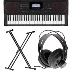 Casio CT-X3000 Keyboard + KS + KH Set