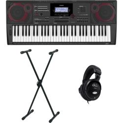 Casio CT-X5000 Keyboard + KS + KH Set