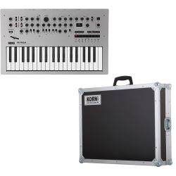 Korg minilogue Synthesizer + Hardcase