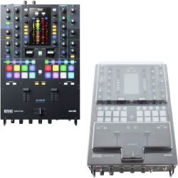 Rane Seventy-Two Battle Mixer + Staubschutzcover