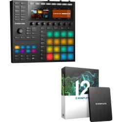 Native Instruments MASCHINE MK3 + KOMPLETE 12