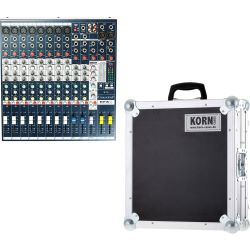 Soundcraft EFX8 + Hardcase