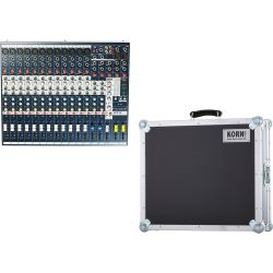 Soundcraft EFX12 + Rackmount Kit + Hardcase
