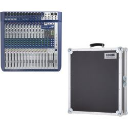 Soundcraft Signature 16 + Hardcase