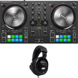 Native Instruments TRAKTOR KONTROL S2 MK3 + KH Set 2