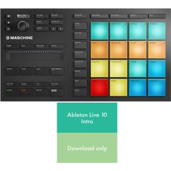 Native Instruments MASCHINE MIKRO MK3 + Ableton Live 10 Intro