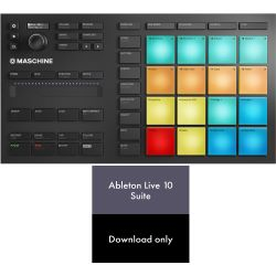 Native Instruments MASCHINE MIKRO MK3 + Ableton Live 10 Suite