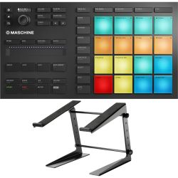 Native Instruments MASCHINE MIKRO MK3 + Laptopstand