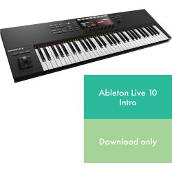 Native Instruments KOMPLETE KONTROL S61 MK2 + Ableton Live 10 Intro