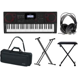 Casio CT-X3000 SuperSet + KH + KT + KB + KS