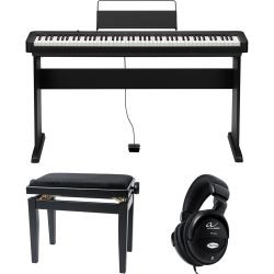 Casio CDP-S100 BK Stage Piano Komplett Set
