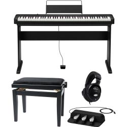 Casio CDP-S350 BK Stage Piano Komplett Set