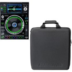 Denon SC5000 PRIME DJ Media Player + CTRL Case
