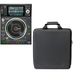 Denon SC5000M PRIME DJ Media Player + CTRL Case
