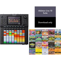 Akai Force + Ableton Live Suite + Sample Mega Set