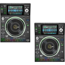 Denon SC5000M PRIME DJ Media Player 2er Set B-Ware