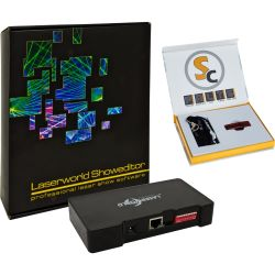 Laserworld Showcontroller + ShowNET Bundle Set