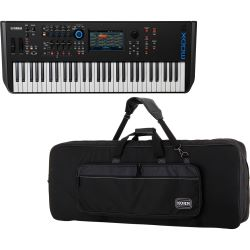 Yamaha MODX6 + Bag