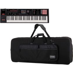 Roland FA-06 Music Workstation + Bag