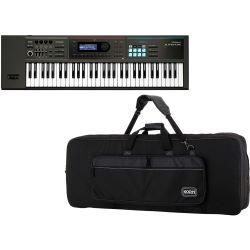 Roland JUNO-DS61 Synthesizer + Bag