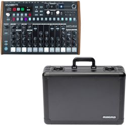 Arturia DrumBrute Analoger Drum Synthesizer + Magma Case SET