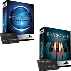 Spectrasonics Omnisphere 2 + Keyscape Bundle
