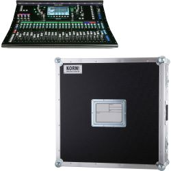 Allen & Heath SQ-6 + Spezialcase