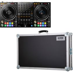 Pioneer DDJ-1000SRT DJ Controller + Workstation Case
