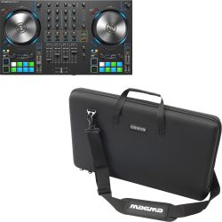 Native Instruments TRAKTOR KONTROL S3 + CTRL Case