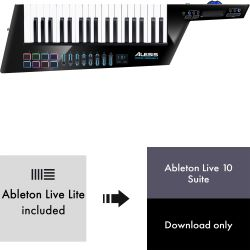 Alesis Vortex Wireless 2 Keytar + Ableton Live 10 Suite