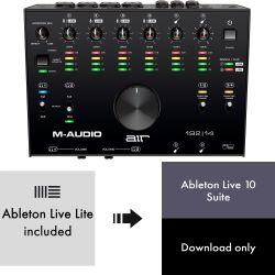 M-Audio AIR 192x14 + Ableton Live 10 Suite