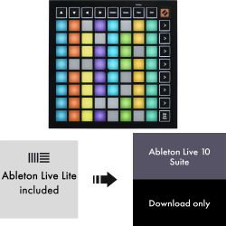 Novation Launchpad Mini MK3 + Ableton Live 10 Suite