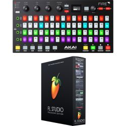 Akai Fire + FL Studio - Producer Edition 20 - Lizenz Code