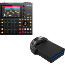 Akai MPC ONE + USB Memory Set