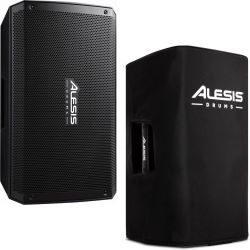 Alesis Strike Amp 12 + Cover Bundle