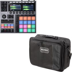 Native Instruments MASCHINE Plus + Bag