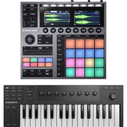 Native Instruments MASCHINE Plus + MIDI K-Board