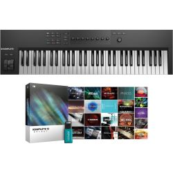 Native Instruments KOMPLETE KONTROL A61 + KOMPLETE 13 Select