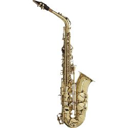 STAGG WS-AS215S Eb Alt-Saxophon inkl. Softcase