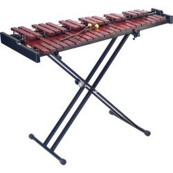 STAGG Xylophone 37 PRO inkl. Stand u. Bag