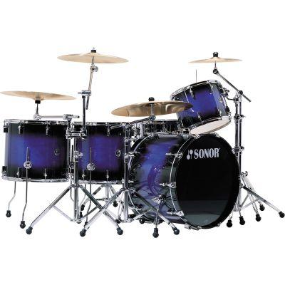 91e9ebc609e2 Sonor Force 3007 Studio 1 Drum Set Midnight Fade