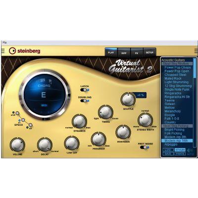 Steinberg Virtual Bassist For mac