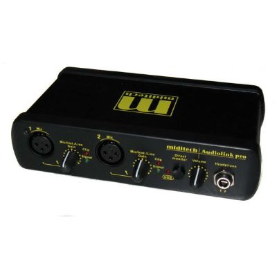MIDITECH AUDIOLINK PRO DRIVERS DOWNLOAD FREE