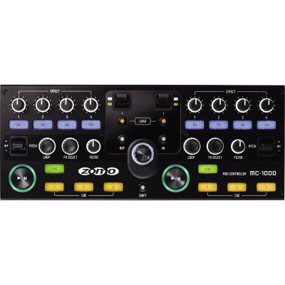 Zomo MC-1000 DJ Controller mit Soundkarte