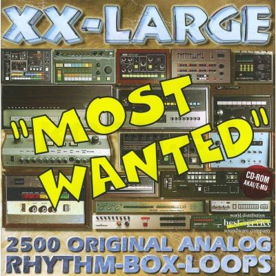 Best Service XXL Most Wanted (Audio-CD)